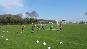 Keepers Having fun at the J4K Easter Camp