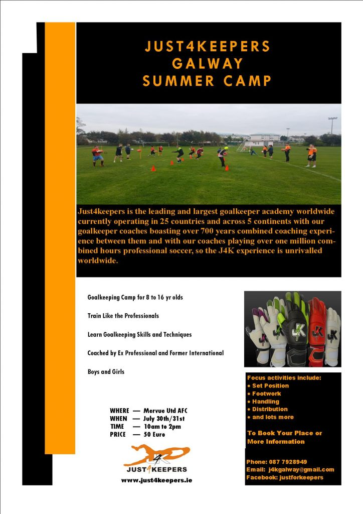 J4K Galway Summer Camps