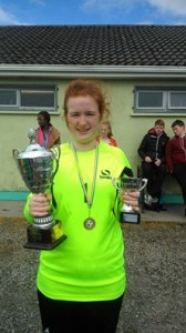 Just4Keepers Galway Student wins player of the match