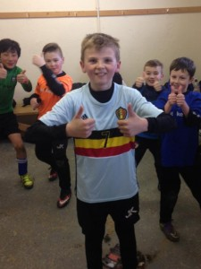 sean byrne easter camp
